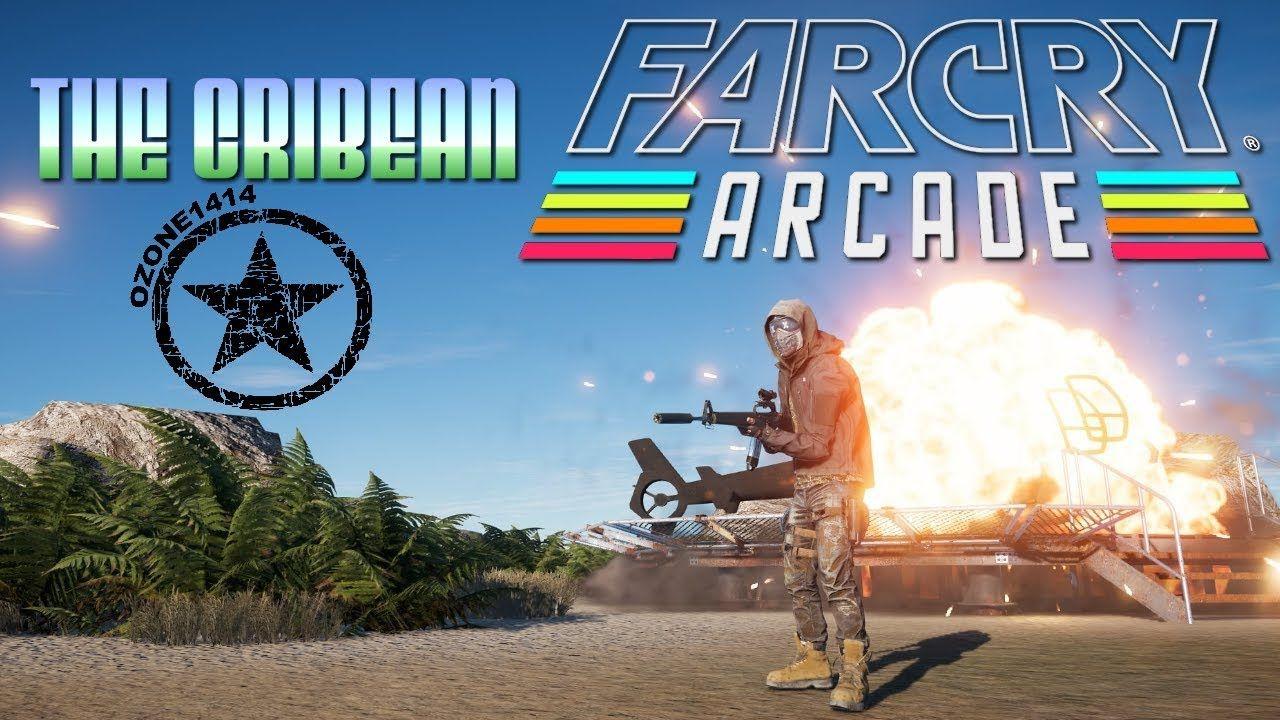 Far Cry 5 Arcade The Cribean With Images Far Cry 5 Crying Arcade