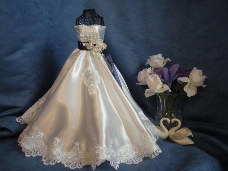 Miniature Bride Dresses