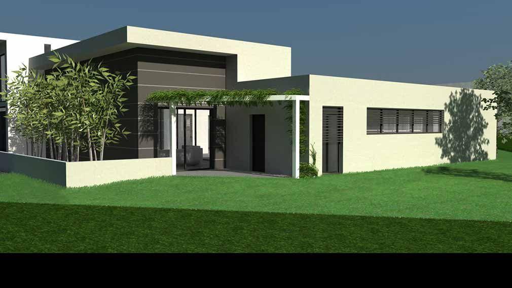 Atelier D Architecture Scenario Maison Contemporaine D Architecte