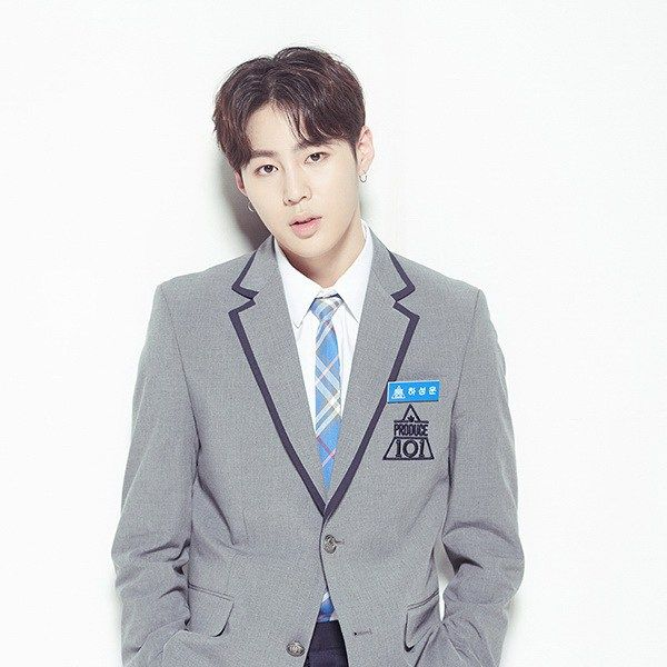 Ha Sung Woon/Sungwoon (하성운)   Produce 101 Season 2