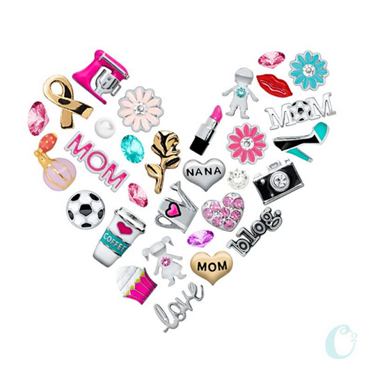 mothers day charms from origami owl origami owl