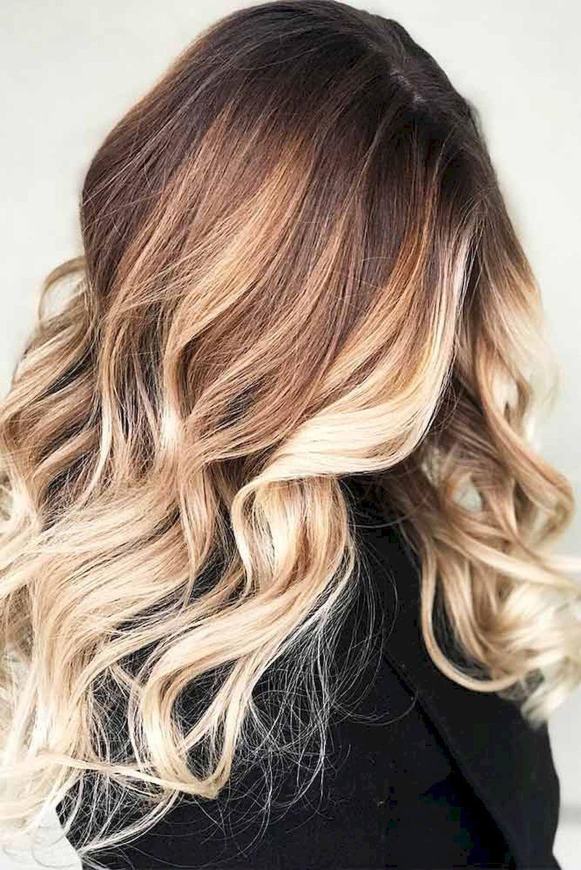 09 Beautiful Brunette Balayage Hair Color Ideas Cabelo Castanho