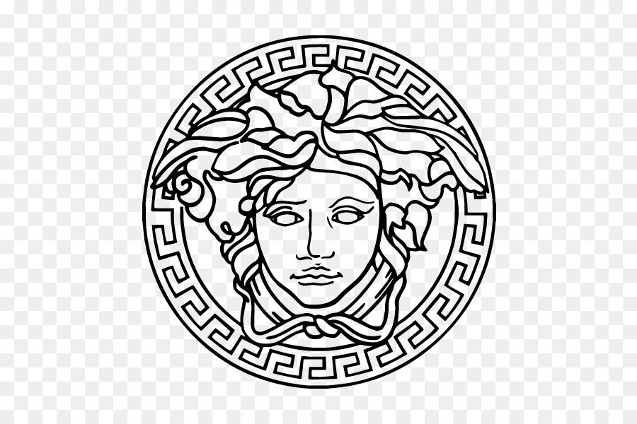 Karlie Kloss Versace Logotipo Imagen Png Imagen Transparente Descarga Gratuita Logos Happy New Year Text Men Logo