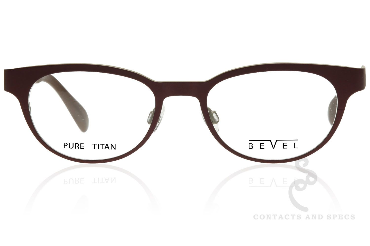 b8ee5ad9fc Bevel Spectacles Bouchon