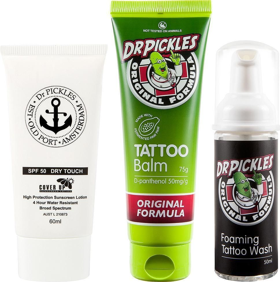 Premium Tattoo AFTERCARE PACK Tattoo aftercare, The