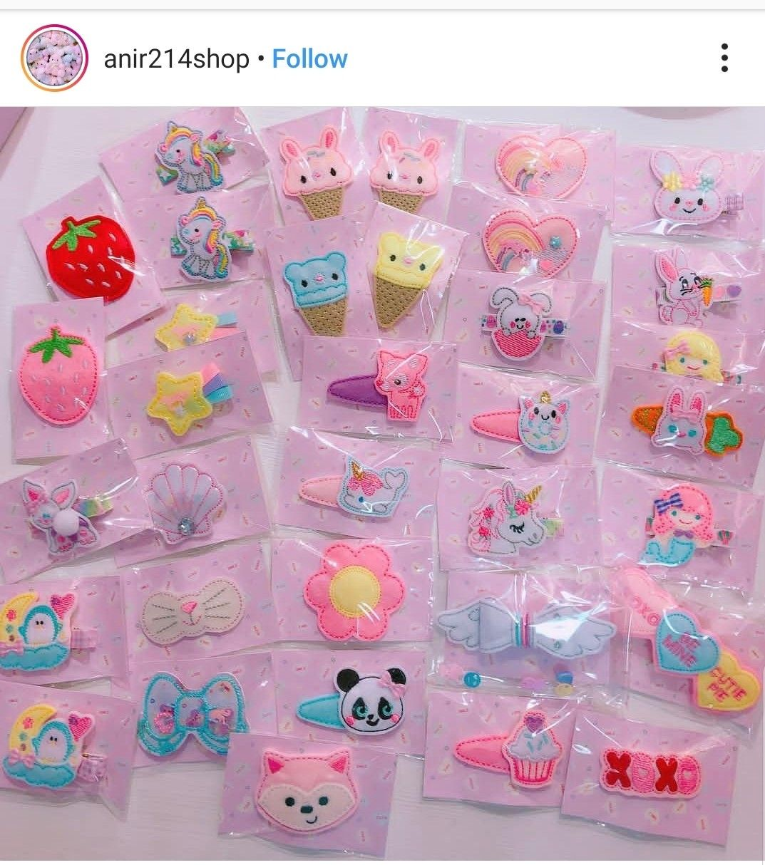 Hair Clips Kawaii Cute 90s Kawaii Hair Clips Kawaii Hairstyles Hair Clips