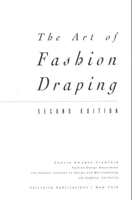 Libro de patronaje de Moda
