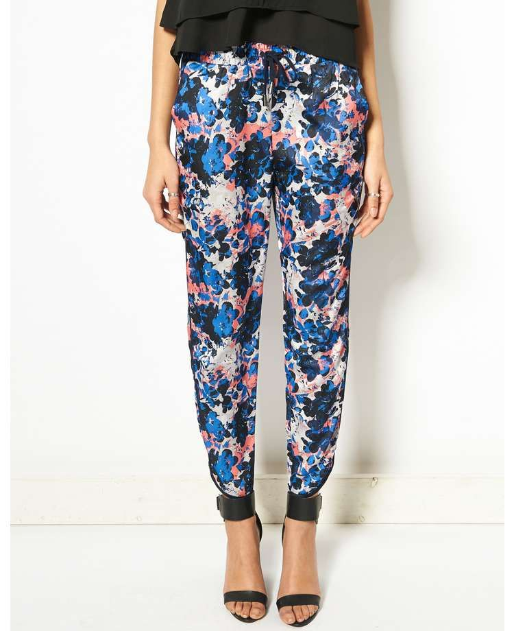 ONLY Floral Trousers | BANK Fashion
