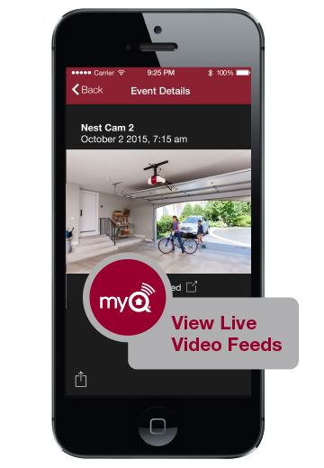 LiftMaster partnership with Nest has expanded to include