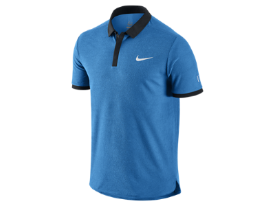 NikeCourt Roger Federer Advantage Men's Tennis Polo