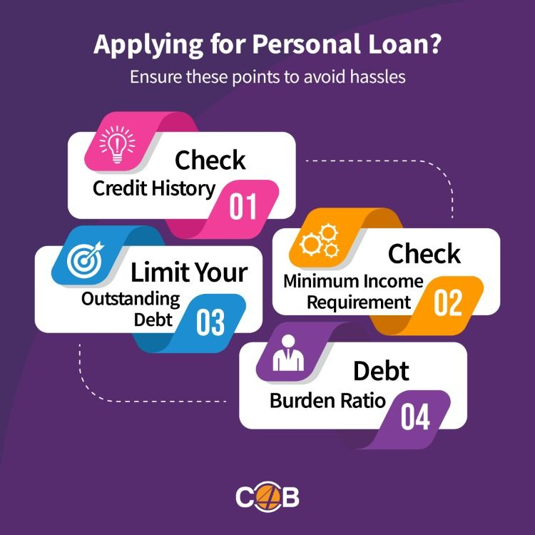 Ensure These Points To Avoid Hassles Of A Personal Loan Personal Loans Loan Person