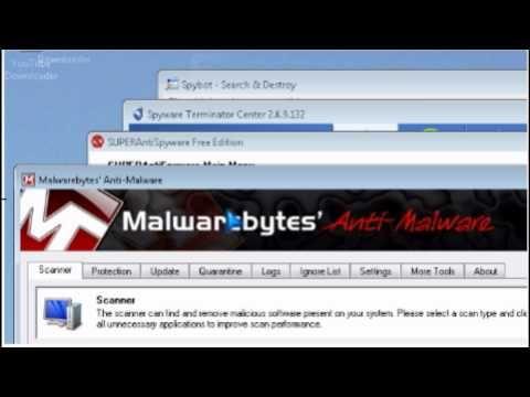 Malwarebytes vs SuperAntiSpyware vs SpywareTerminator vs Spybot Free AntiSpyware Features