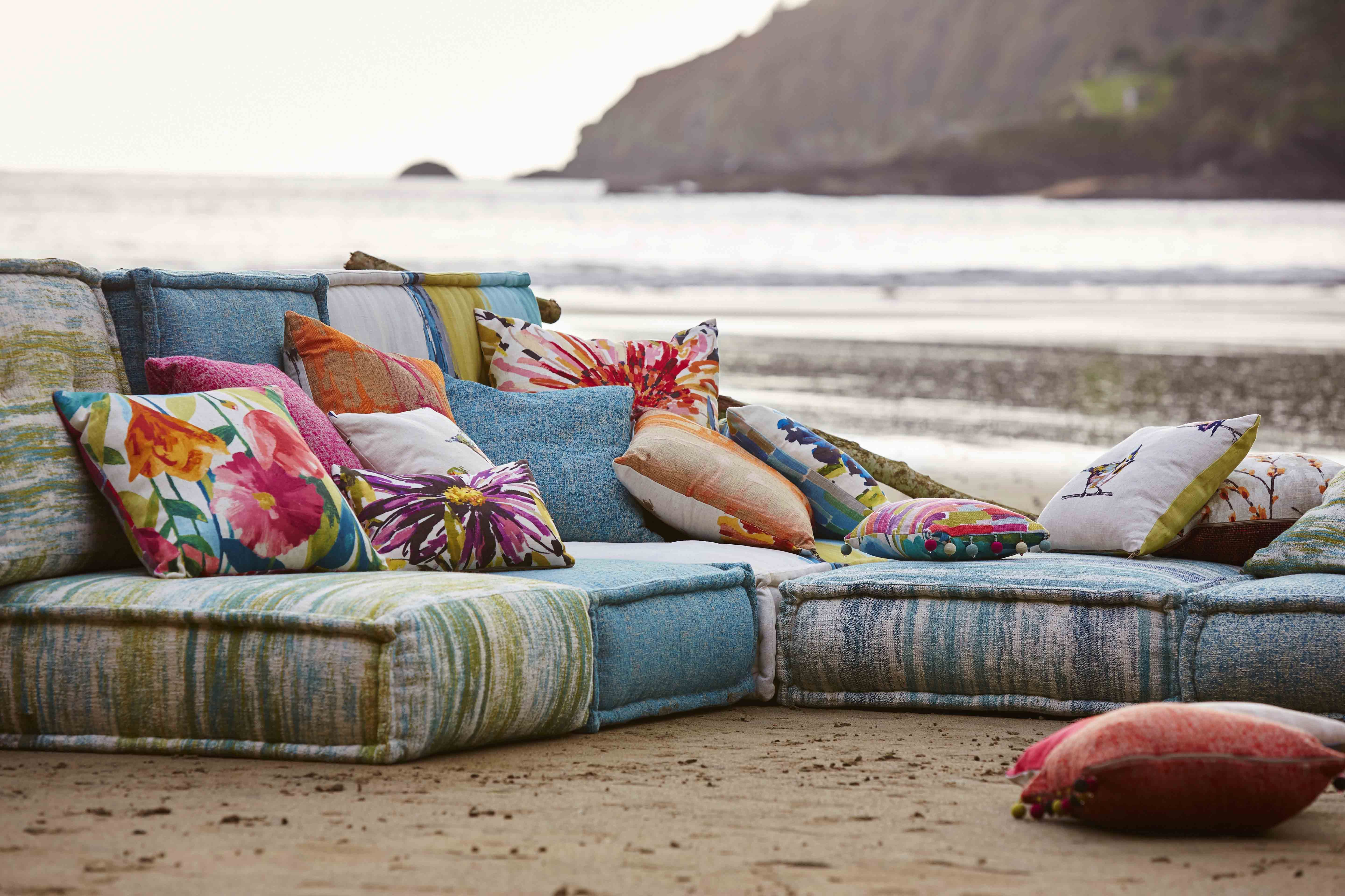 Fauvisimo Collection by Harlequin. #interiordesign #harlequin #fauvisimo #fabric #malcolmfabrics