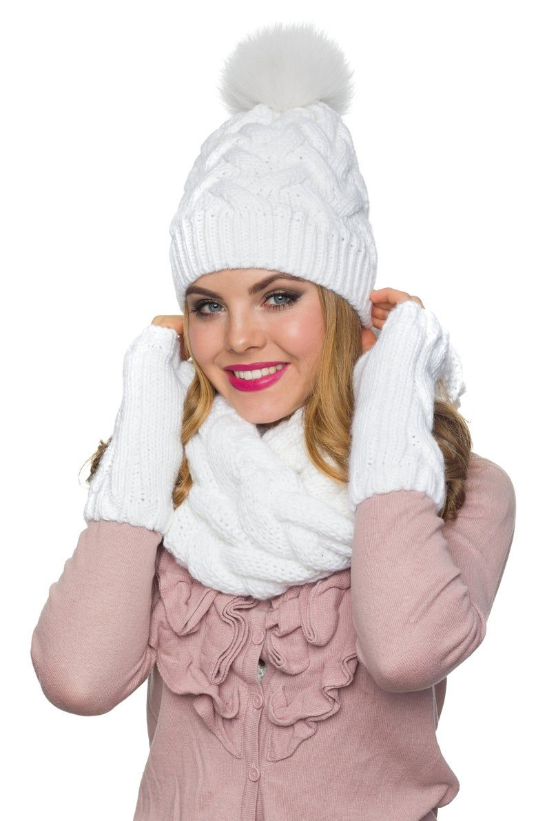 Hats for women Hat and scarf set Hat scarf set Womens hat and scarf set