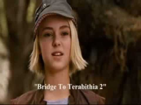 Bridge To Terabithia 2 Return Of Leslie Youtube With