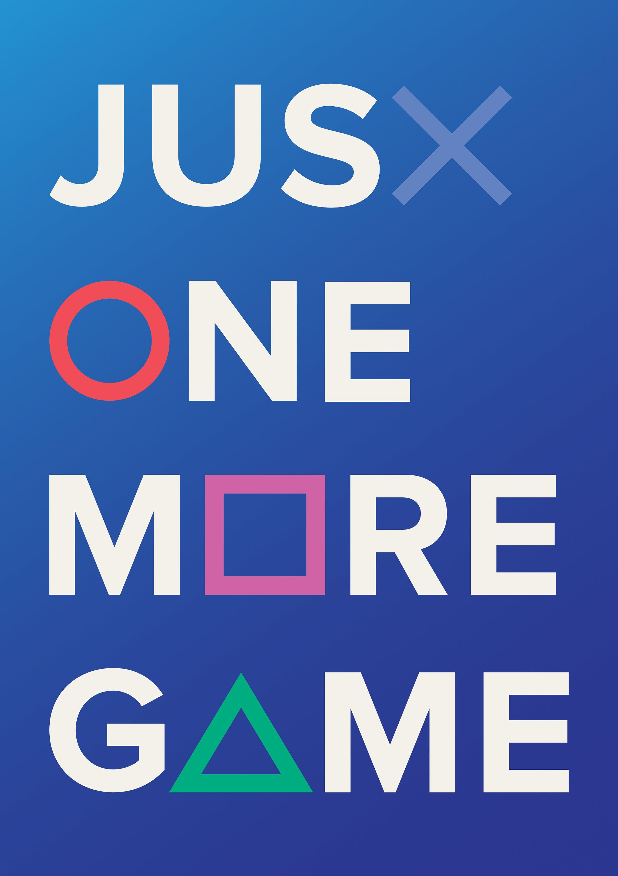 Framed Gaming Poster Playstation Quote Video Gaming Gamer Room Home Art Game Wall Decor Gaming Poster Ps4 Gaming Posters Video Game Wall Art Gamer Room