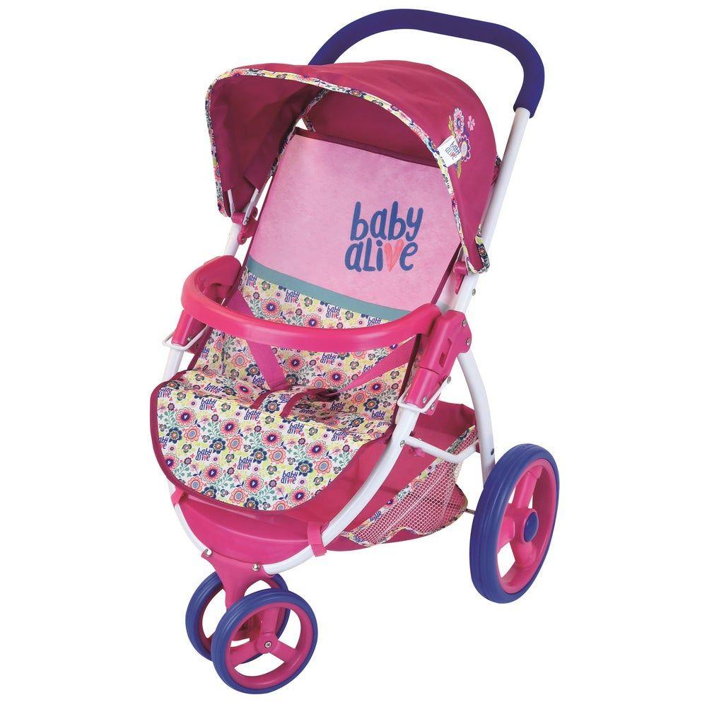 Hasbro Baby Alive Lifestyle Stroller (G621328858915
