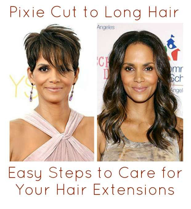 A Beautiful Little Life Pixie Cut To Long Hair Easy Steps To