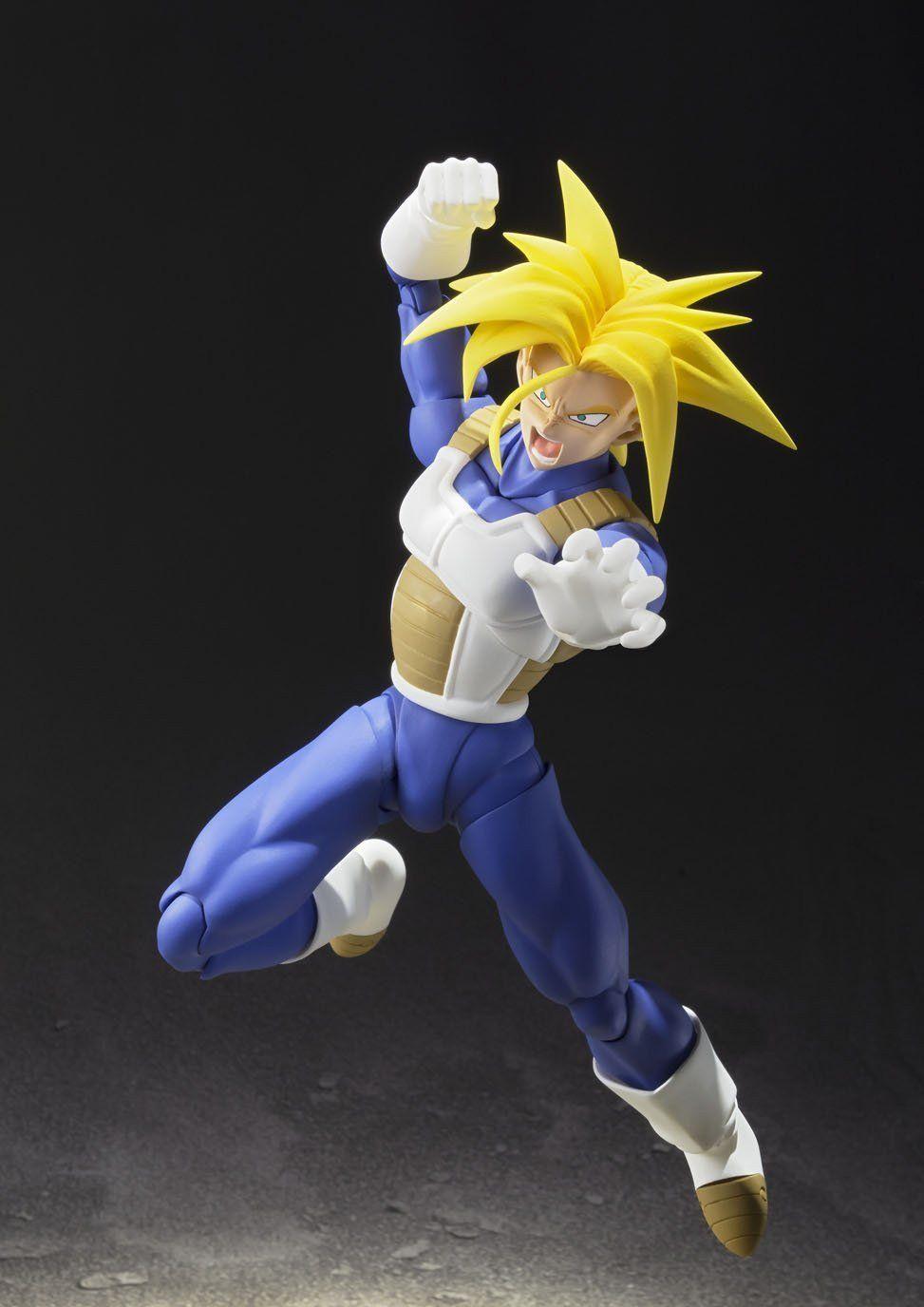 "Cell Saga Version Super Saiyan Trunks /""Dragon Ball Z/"" Figure"