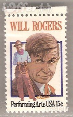 """Will Rogers . . . """"A man only learns in two ways, one by reading, and the other by association with smarter people."""""""