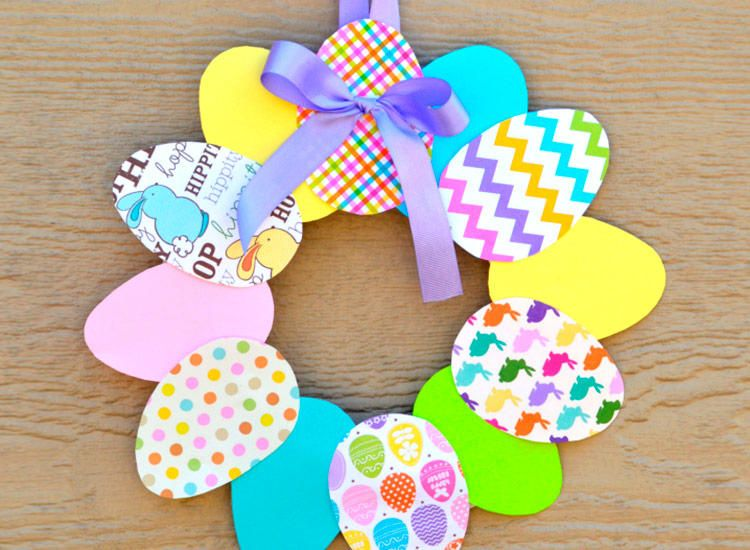 Easter crafts for kids easter crafts diy easter wreath