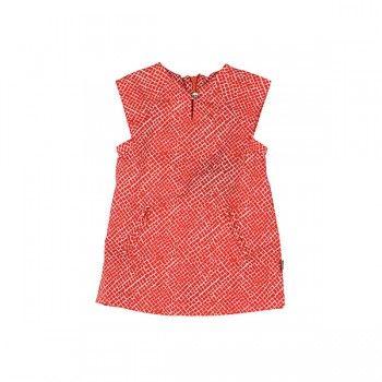 Kidscase dress red
