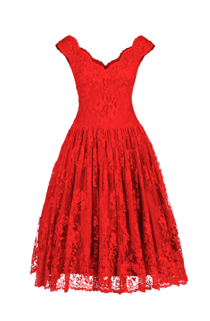 Tabasco Dress pepper