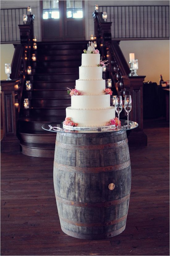 Industrial Chic Atlanta Wedding Cakes Amp Dessert Tables