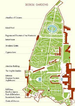 Landscape Architecture Study Tour With Professor Jack Ahern Boboli