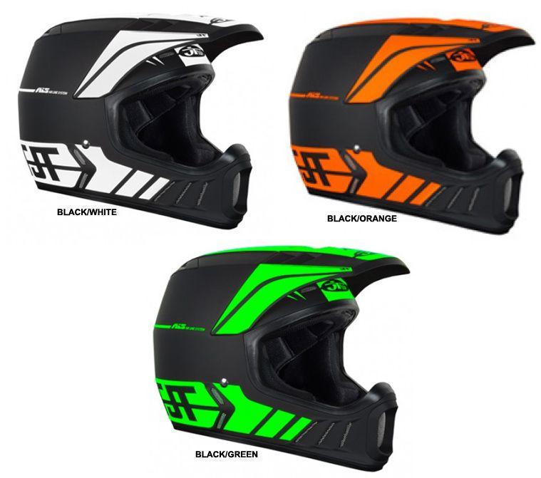 JT Racing - 2013 ALS-02 Classic Helmet
