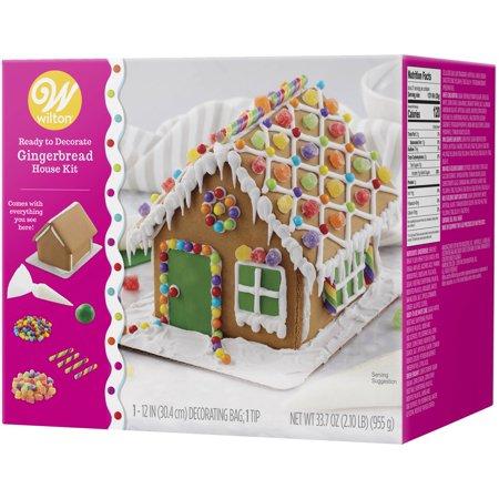 Food Gingerbread House Kits Gingerbread Christmas Gingerbread