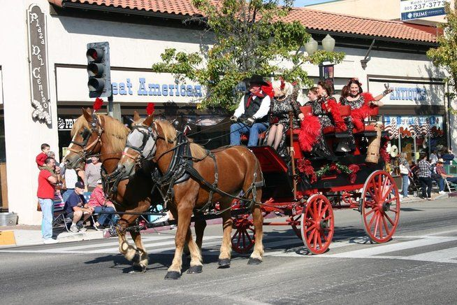 Paso Robles Pioneer Day is this Saturday, October 10. This year marks the 85th anniversary of this unique community celebration. The whole day is FREE! See the schedule of events here!