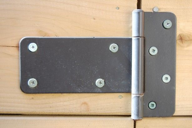 Choosing contemporary outdoor gate hardware Gate hardware and