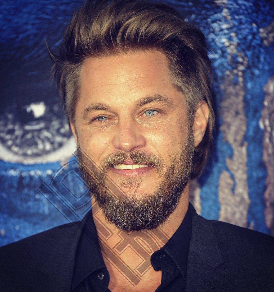 My Gorgeous Bearded Charming Aussie Man Travisfimmel Warcraft Vikings Fav Look Beard Hair Porneverything