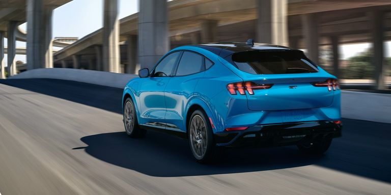 2021 Ford Mustang Mach E What We Know So Far Ford Mustang Ford Mustang