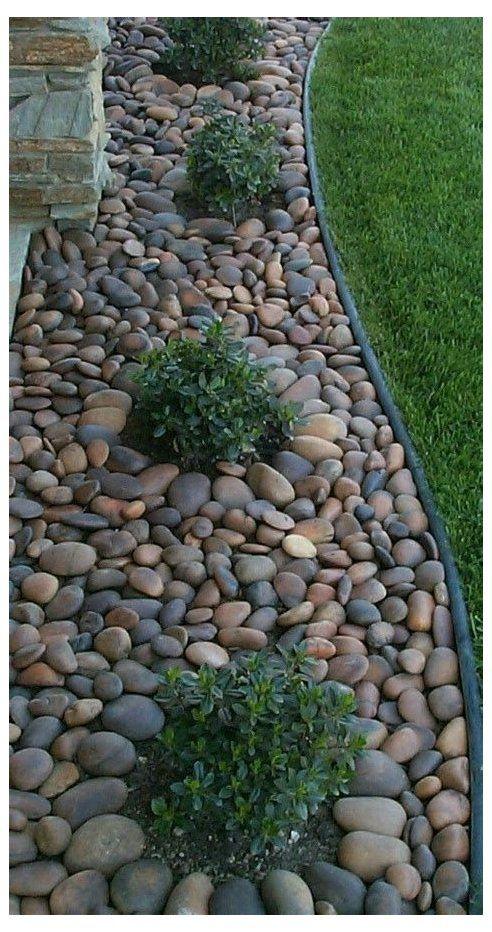 #stone #garden #beds garden edging ideas pictures, stone