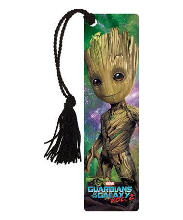 Look at this #zulilyfind! Guardians of the Galaxy Vol. 2 Baby Groot Bookmark #zulilyfinds