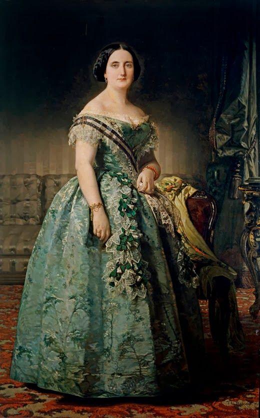 In the Swan's Shadow: Josefa Coello de Portugal, 1855