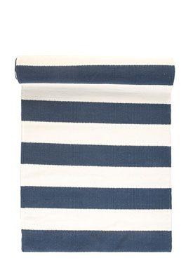 Blue And White Striped Rug Nursery Home Decor Furniture