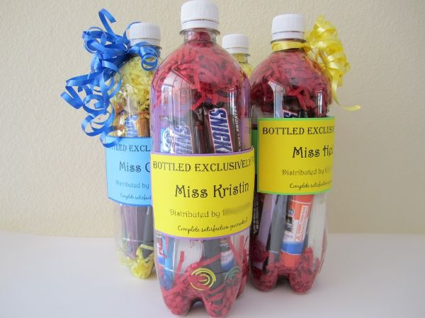 Creative Teacher Appreciation Gifts Great For Back To