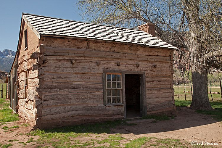 Grafton Ghost Town Louisa Marie Russell House