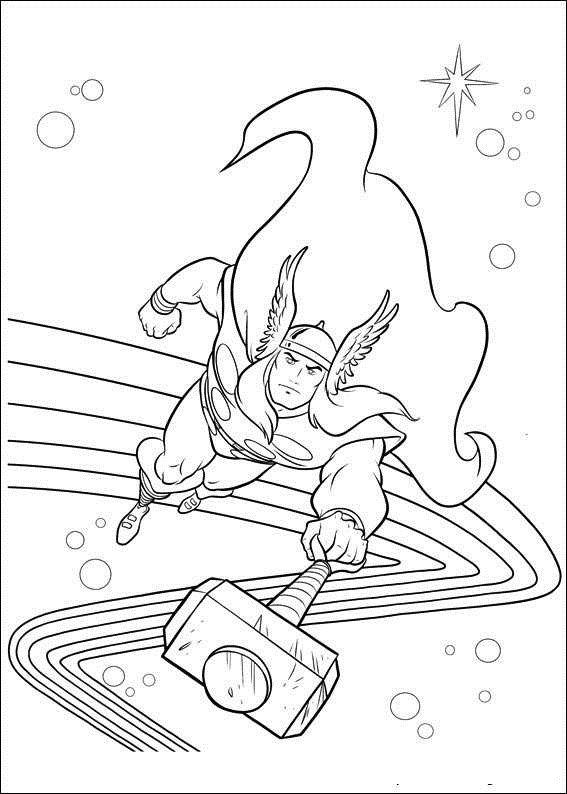 Avengers Coloring Page Coloring Pages of Epicness Pinterest - new print out coloring pages superheroes