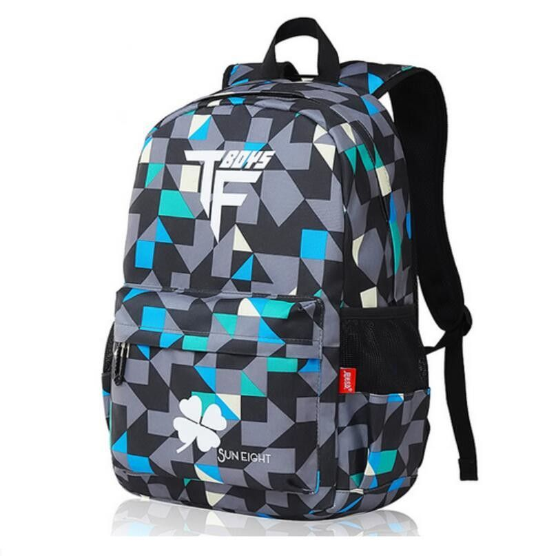 boys school backpack tf boy backpacks for teenage girls waterproof ...
