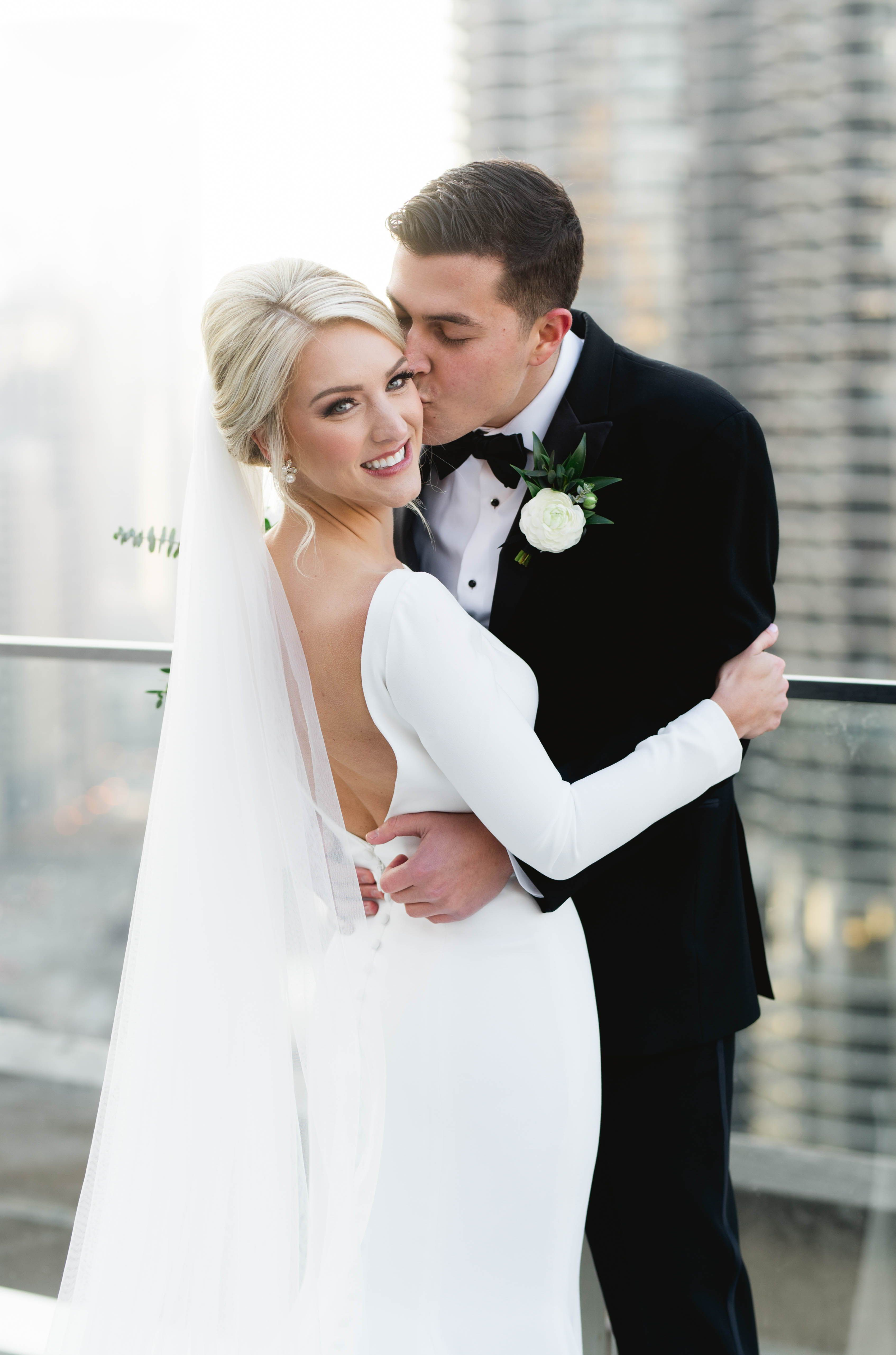 Pin On Downtown Chicago Wedding