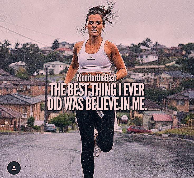 Photo of Der Körper erreicht, was der Geist glaubt! Positive Gedanken ziehen positive Thi … – Fitness