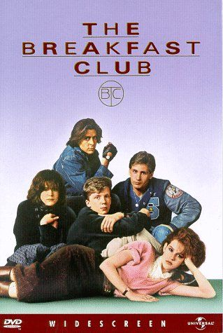80's movies  The Breakfast Club