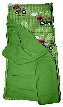 John Deere Pickles 21X42 John Deer Nap Mat, Down On The Farm for only $32.49 You save: $9.51 (23%)