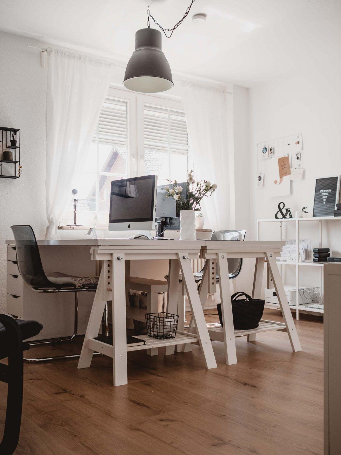 homeoffice richtig gestalten gemutlich, home office einrichten: so wird's gemütlich im arbeitszimmer, Design ideen