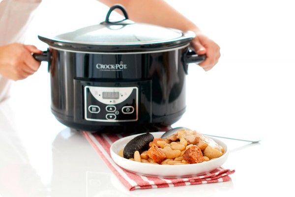 Receta Fabada Asturiana en Crock Pot®, una forma lenta de prepararlas para que … – Çorba Tarifleri