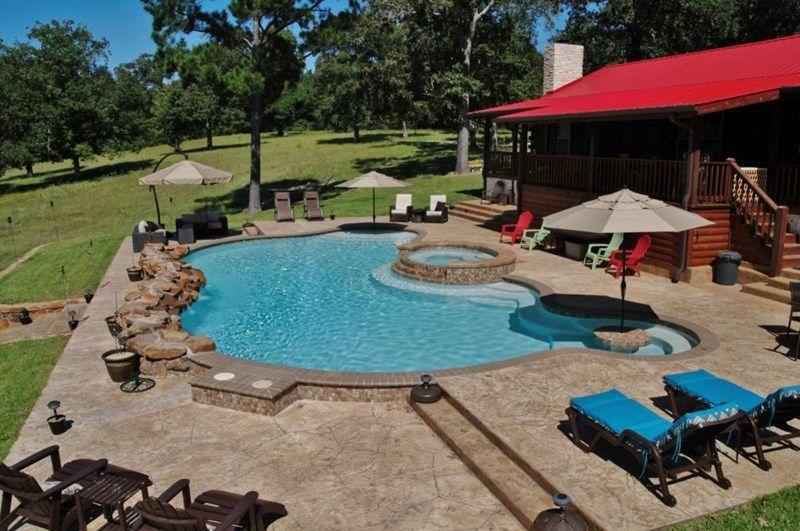 Inground Pool Photo Gallery Photo Gallery Backyard Oasis ...